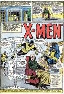 xmen page 1