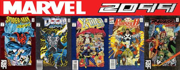 2099 comics