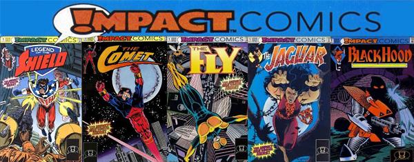 impact comics